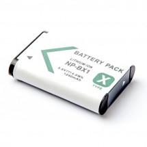 MadMan Baterie pro SONY HDR-AS15