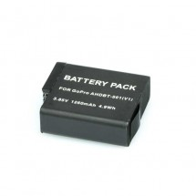 MadMan Baterie pro GoPro HERO5